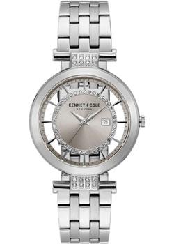 fashion наручные  женские часы Kenneth Cole KC15005010. Коллекция Transparent