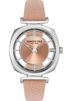 fashion наручные  женские часы Kenneth Cole KC15108005. Коллекция Transparent