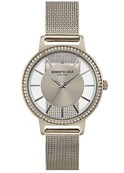 fashion наручные  женские часы Kenneth Cole KC15172001. Коллекция Transparent