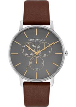 Купить Fashion наручные мужские часы Kenneth Cole KC50008003. Коллекция Dress Sport