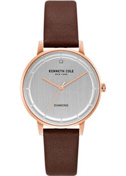 fashion наручные  женские часы Kenneth Cole KC50010001. Коллекция Diamond