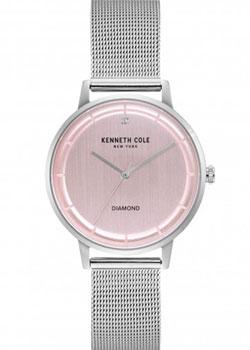 fashion наручные  женские часы Kenneth Cole KC50010004. Коллекция Diamond