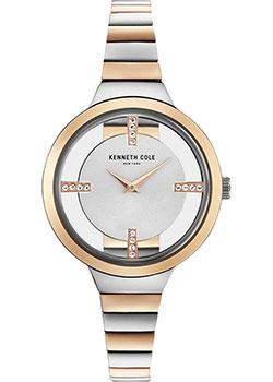 fashion наручные  женские часы Kenneth Cole KC50187007. Коллекция Transparent.