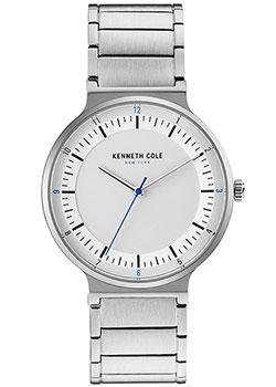 fashion наручные  мужские часы Kenneth Cole KC50381001. Коллекция Classic.