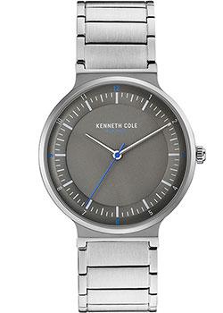 fashion наручные  мужские часы Kenneth Cole KC50381002. Коллекция Classic.