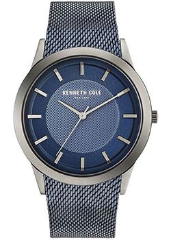 fashion наручные  мужские часы Kenneth Cole KC50566004. Коллекция Slim.