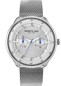 fashion наручные  мужские часы Kenneth Cole KC50577001. Коллекция Dress Sport.