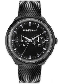 fashion наручные  мужские часы Kenneth Cole KC50577002. Коллекция Dress Sport.