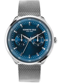 fashion наручные  мужские часы Kenneth Cole KC50577003. Коллекция Dress Sport.
