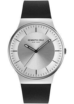 fashion наручные  мужские часы Kenneth Cole KC50584001. Коллекция Slim.