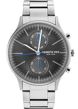 fashion наручные  мужские часы Kenneth Cole KC50585003. Коллекция Dress Sport.