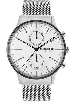 fashion наручные  мужские часы Kenneth Cole KC50585006. Коллекция Dress Sport.