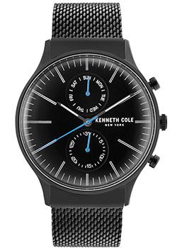 fashion наручные  мужские часы Kenneth Cole KC50585007. Коллекция Dress Sport.