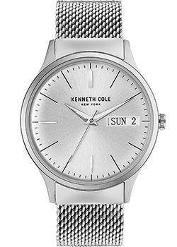 fashion наручные  мужские часы Kenneth Cole KC50587002. Коллекция Classic.
