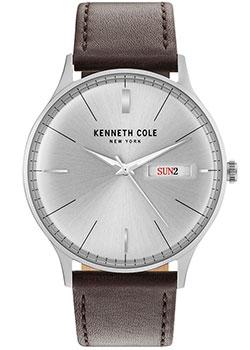 fashion наручные  мужские часы Kenneth Cole KC50589011. Коллекция Classic.