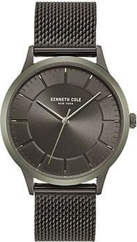 fashion наручные  мужские часы Kenneth Cole KC50781002. Коллекция Classic.
