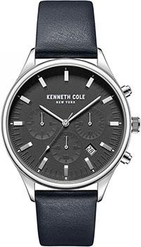fashion наручные  мужские часы Kenneth Cole KC50782002. Коллекция Dress Sport.
