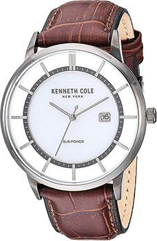 fashion наручные  женские часы Kenneth Cole KC50784001. Коллекция Transparent.