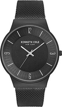 fashion наручные  мужские часы Kenneth Cole KC50800001. Коллекция Classic.
