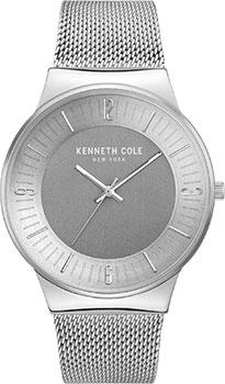 fashion наручные  мужские часы Kenneth Cole KC50800002. Коллекция Classic.