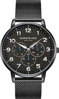 fashion наручные  мужские часы Kenneth Cole KC50801001. Коллекция Dress Sport.
