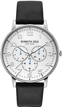 fashion наручные  мужские часы Kenneth Cole KC50801004. Коллекция Dress Sport.