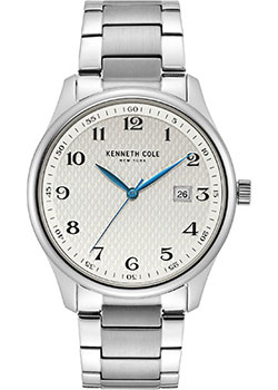 fashion наручные  мужские часы Kenneth Cole KC50841001. Коллекция Classic.