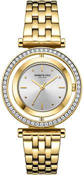 fashion наручные  женские часы Kenneth Cole KC51005002. Коллекция Transparent.