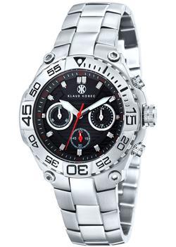 fashion наручные  мужские часы Klaus Kobec KK-20001-01. Коллекци Challenger