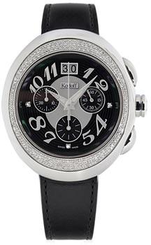 Швейцарские наручные  мужские часы Korloff 40C499.A5603