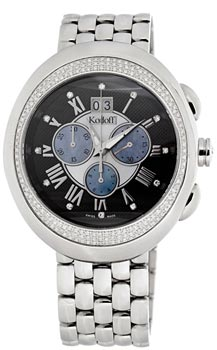 Швейцарские наручные мужские часы Korloff 46CR39V