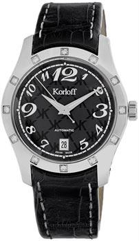 Швейцарские наручные  женские часы Korloff CAK38.2N9.0621N
