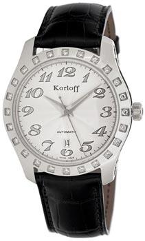 Швейцарские наручные женские часы Korloff CAK42.369.0552M