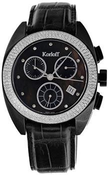 Швейцарские наручные  женские часы Korloff K20B.5.4162N