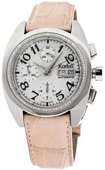 Швейцарские наручные женские часы Korloff K21.278.8967M