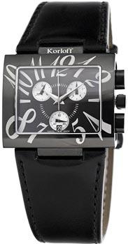 Швейцарские наручные  женские часы Korloff K24.199.8553M