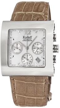 Швейцарские наручные  женские часы Korloff KCA1.W3.5246M