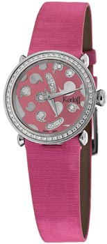 Швейцарские наручные  женские часы Korloff LLBD2SR.7979N