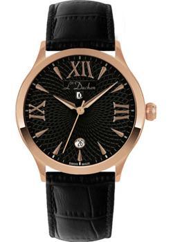 Швейцарские наручные  мужские часы L Duchen D131.41.11. Коллекция Philosophie от Bestwatch.ru