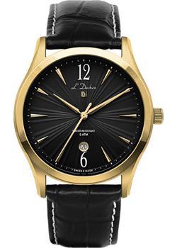 Швейцарские наручные  мужские часы L Duchen D161.21.21. Коллекция Opera