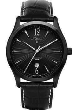 Швейцарские наручные  мужские часы L Duchen D161.71.21. Коллекция Opera