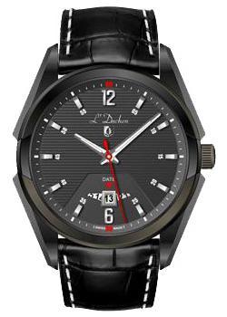 Купить Швейцарские наручные мужские часы L Duchen D191.71.31. Коллекция Collection 191