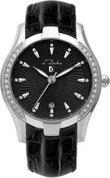 Швейцарские наручные  женские часы L Duchen D201.11.31. Коллекция Ballet