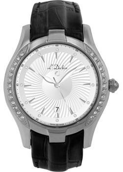Швейцарские наручные  женские часы L Duchen D201.11.33. Коллекция Ballet