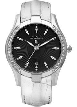 Швейцарские наручные  женские часы L Duchen D201.16.31. Коллекция Ballet