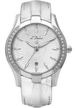 Швейцарские наручные  женские часы L Duchen D201.16.33. Коллекция Ballet