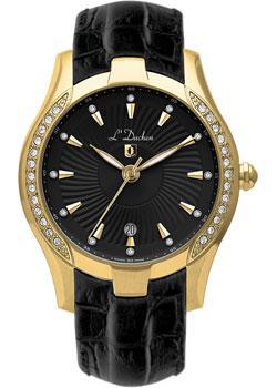 Швейцарские наручные  женские часы L Duchen D201.21.31. Коллекция Ballet