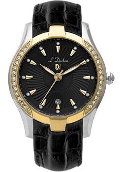 Швейцарские наручные  женские часы L Duchen D201.31.31. Коллекция Ballet