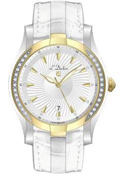 Швейцарские наручные  женские часы L Duchen D201.36.33. Коллекция Ballet
