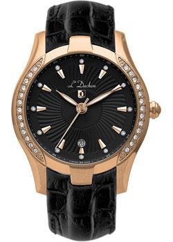 Швейцарские наручные  женские часы L Duchen D201.41.31. Коллекция Ballet